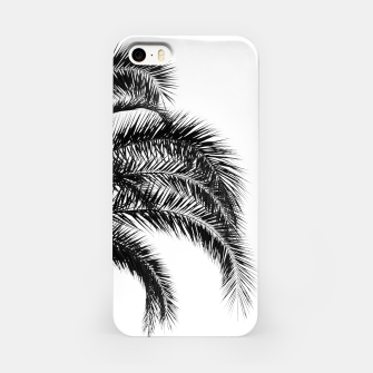 Bohemian Palm Leaves #1 #tropical #decor #art iPhone-Hülle thumbnail image