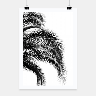 Thumbnail image of Bohemian Palm Leaves #1 #tropical #decor #art Plakat, Live Heroes