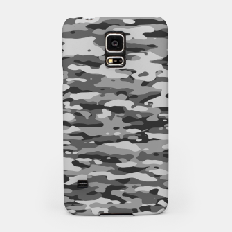 Thumbnail image of Grey Camouflage Pattern  Handyhülle für Samsung, Live Heroes