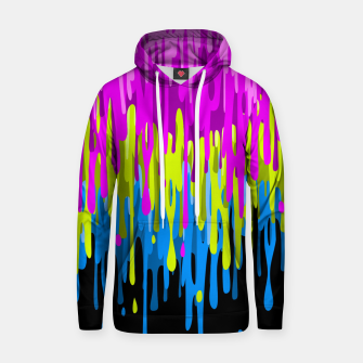 Miniatur Psychedelic painting Sudadera con capucha, Live Heroes