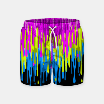 Thumbnail image of Psychedelic painting Pantalones de baño, Live Heroes