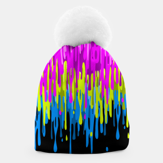 Miniatur Psychedelic painting Gorro, Live Heroes
