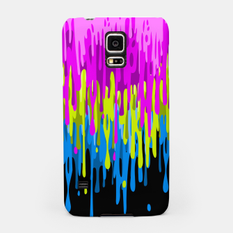 Miniatur Psychedelic painting Carcasa por Samsung, Live Heroes