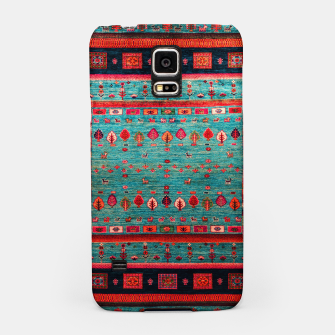 Thumbnail image of Antique Colored Traditional Moroccan Artwork Samsung Case, Live Heroes