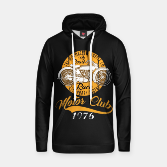 Thumbnail image of THE MOTORCYCLE SUPPLY co - MOTOR CLUB by ANIMOX Hoodie, Live Heroes