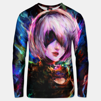 Thumbnail image of 2b  Unisex sweater, Live Heroes