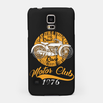 Thumbnail image of THE MOTORCYCLE SUPPLY co - MOTOR CLUB by ANIMOX Samsung Case, Live Heroes