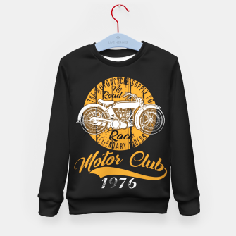 Thumbnail image of THE MOTORCYCLE SUPPLY co - MOTOR CLUB by ANIMOX Kid's sweater, Live Heroes