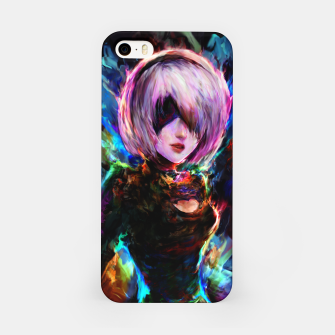 2b  iPhone Case obraz miniatury