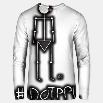 Thumbnail image of Dot PPL #tag  Unisex sweater, Live Heroes