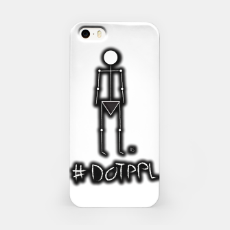 Thumbnail image of Dot PPL #tag  iPhone Case, Live Heroes