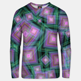 Thumbnail image of Magical cubes Unisex sweatshirt, Live Heroes