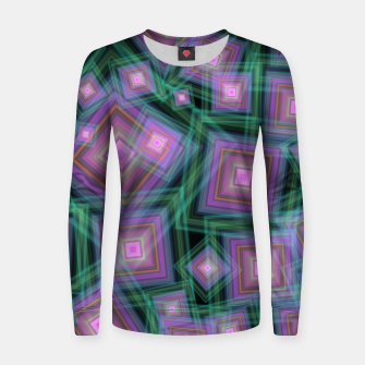 Magical cubes Frauen sweatshirt thumbnail image