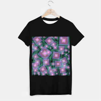 Magical cubes T-Shirt regulär thumbnail image