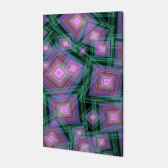 Magical cubes Canvas thumbnail image