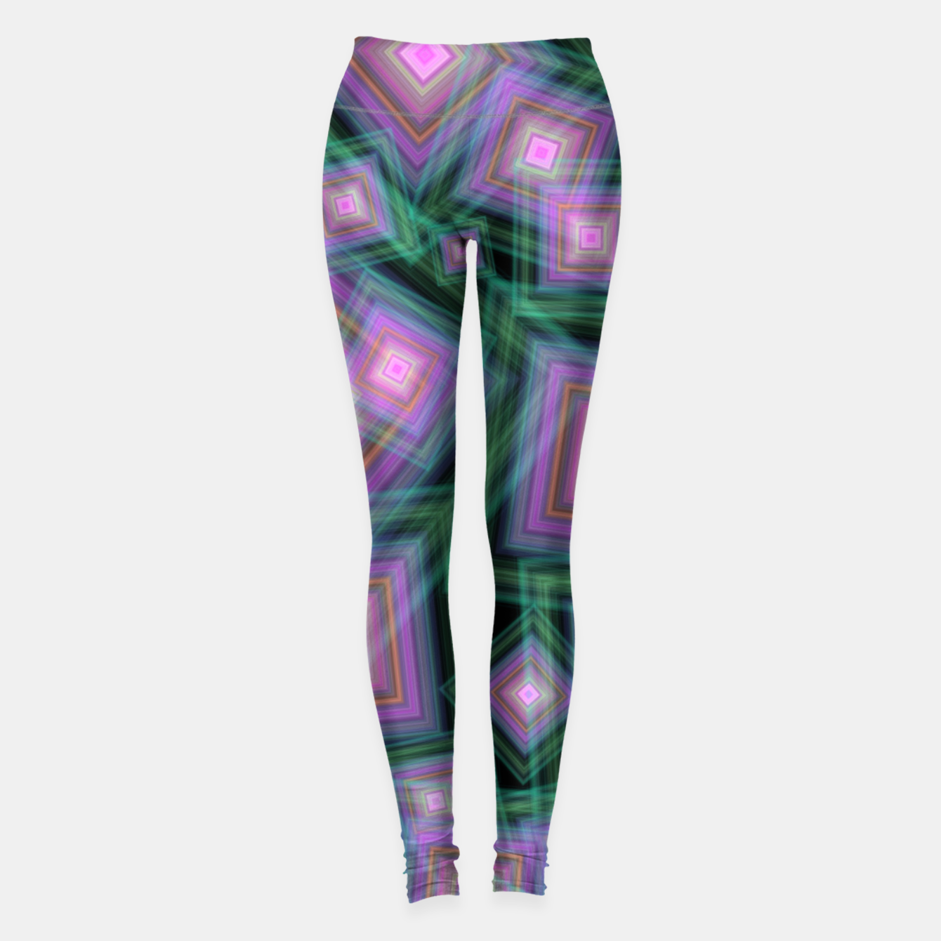Image of Magical cubes Leggings - Live Heroes