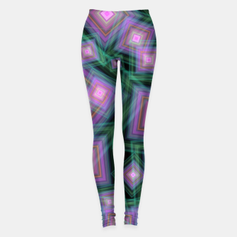 Magical cubes Leggings thumbnail image