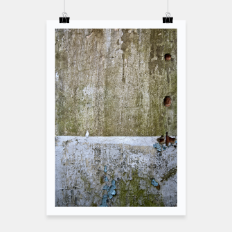 Thumbnail image of Like a Moss Texture Plakat, Live Heroes