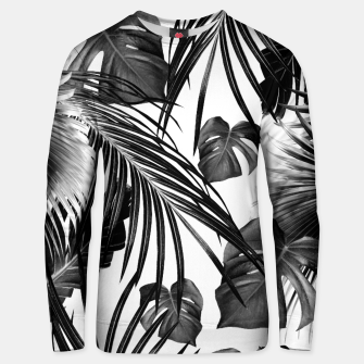Thumbnail image of Tropical Jungle Leaves Dream #11 #tropical #decor #art Unisex sweatshirt, Live Heroes