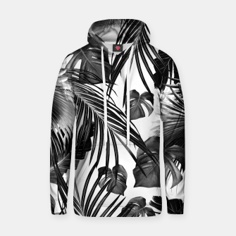 Thumbnail image of Tropical Jungle Leaves Dream #11 #tropical #decor #art Kapuzenpullover, Live Heroes