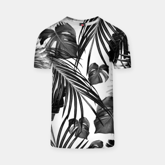 Thumbnail image of Tropical Jungle Leaves Dream #11 #tropical #decor #art T-Shirt, Live Heroes