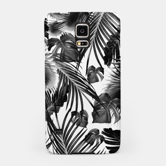 Miniature de image de Tropical Jungle Leaves Dream #11 #tropical #decor #art Handyhülle für Samsung, Live Heroes