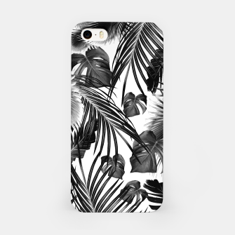Thumbnail image of Tropical Jungle Leaves Dream #11 #tropical #decor #art iPhone-Hülle, Live Heroes