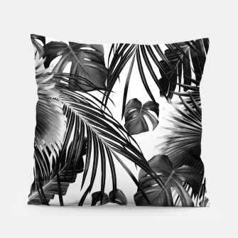 Thumbnail image of Tropical Jungle Leaves Dream #11 #tropical #decor #art Kissen, Live Heroes