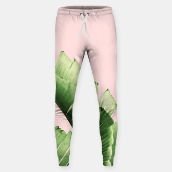 Miniature de image de Blush Banana Leaves Dream #12 #tropical #decor #art Hosen, Live Heroes