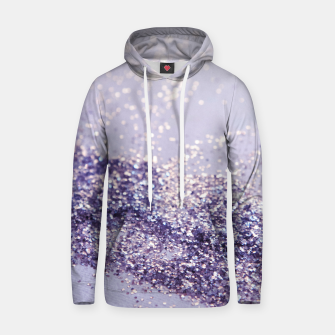 Miniaturka Lilac Mermaid Magic Glitter #1 (Faux Glitter) #shiny #decor #art Kapuzenpullover, Live Heroes