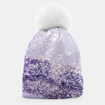 Miniaturka Lilac Mermaid Magic Glitter #1 (Faux Glitter) #shiny #decor #art Mütze, Live Heroes