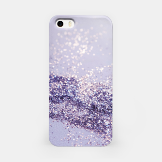 Miniaturka Lilac Mermaid Magic Glitter #1 (Faux Glitter) #shiny #decor #art iPhone-Hülle, Live Heroes