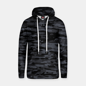 Thumbnail image of Night Camouflage Pattern  Kapuzenpullover, Live Heroes