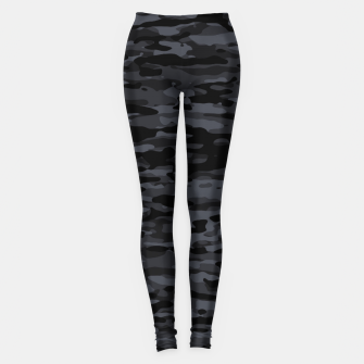 Thumbnail image of Night Camouflage Pattern  Leggings, Live Heroes