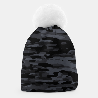 Thumbnail image of Night Camouflage Pattern  Mütze, Live Heroes