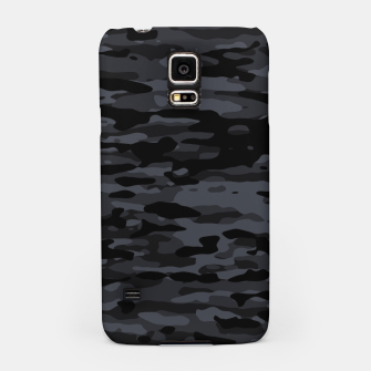 Thumbnail image of Night Camouflage Pattern  Handyhülle für Samsung, Live Heroes