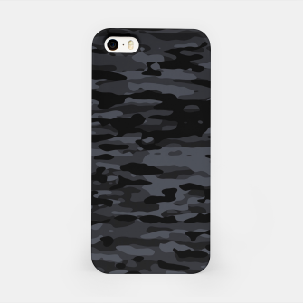 Miniatur Night Camouflage Pattern  iPhone-Hülle, Live Heroes