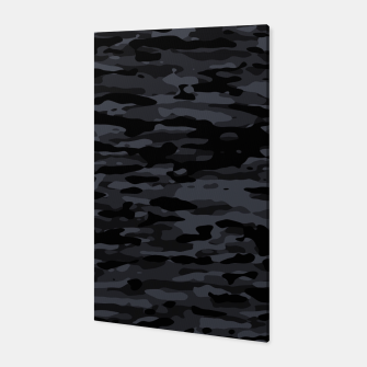 Miniatur Night Camouflage Pattern  Canvas, Live Heroes