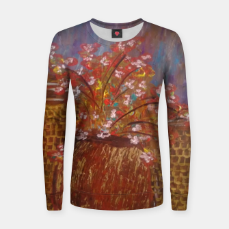 Thumbnail image of OALE Women sweater, Live Heroes