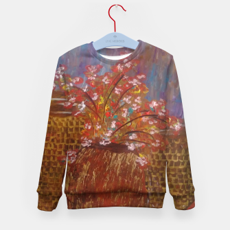 Thumbnail image of OALE Kid's sweater, Live Heroes