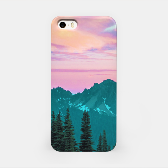 Thumbnail image of Holographic Sky iPhone Case, Live Heroes