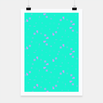 Thumbnail image of Simple Geometric Pattern 3 tp Poster, Live Heroes