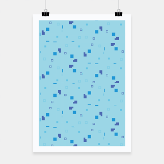 Thumbnail image of Simple Geometric Pattern 3 lbp Poster, Live Heroes