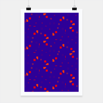 Thumbnail image of Simple Geometric Pattern 3 bry Poster, Live Heroes