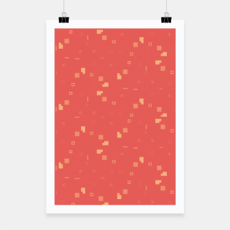 Thumbnail image of Simple Geometric Pattern 3 tq Poster, Live Heroes