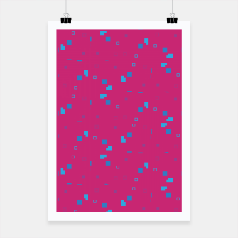 Thumbnail image of Simple Geometric Pattern 3 lbpi Poster, Live Heroes