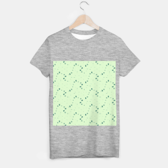 Simple Geometric Pattern 3 grl T-shirt regular miniature