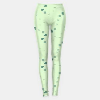 Simple Geometric Pattern 3 grl Leggings miniature