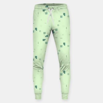 Simple Geometric Pattern 3 grl Sweatpants thumbnail image