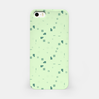 Simple Geometric Pattern 3 grl iPhone Case thumbnail image